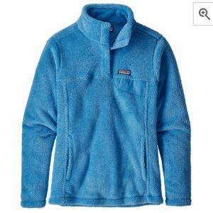 Light Blue Patagonia Pullover